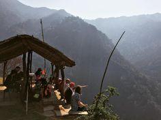 #TrainerTrack Nepal Tag 13: Gute Aussichten für alle Teilnehmer.