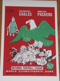 17 Best 1960 Eagles Images On Pinterest Philadelphia