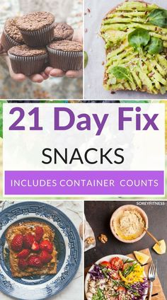 Easy 21 Day Fix Snacks to lose weight and feel great! These 51 healthy snacks in.,Healthy, Many of these healthy H E A L T H Y . Easy 21 Day Fix Snacks to lose weight and feel great! These 51 healthy snacks include container counts for each. 21 Day Fix Snacks, 21 Day Fix Diet, 21 Day Fix Meal Plan, 21 Day Fix Extreme, Healthy Dinner Recipes, Healthy Snacks, Quick Snacks, Healthy Food Ideas To Lose Weight, Snacks Recipes