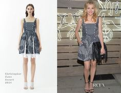 Chloe Moretz In Christopher Kane – 2014 Summer Party presented by Coach and Friends Of The Highline