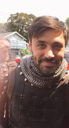 Liam Garrigan as King Arthur