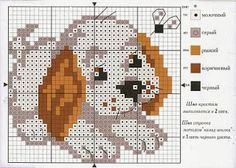 FREE GRAPHICS POINT CROSS: DOGS