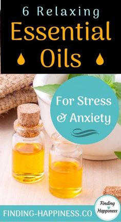 Need a break from Stress and Anxiety? Did you know, Essential Oils can be a beautiful and natural remedy to provide Anxiety and Stress relief? Here are 6 Relaxing for Anxiety and Stress. Stress Relief Essential Oils, Essential Oils For Headaches, Stress Relief Tips, Best Essential Oils, Essential Oil Uses, Natural Remedies For Stress, Finding Happiness, Holistic Healing, Stress And Anxiety