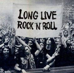 """Rock and Roll were considered the devil's music when it first appeared. Initially """"rock and roll"""" which came from the blues world meant having sex. When it became """"mainstream"""" the original meaning was forgotten. I just learned this fact from a PBS documentary on the history of Black music.   #Rock&Roll #Music"""