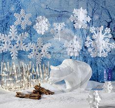 новогодние декорации фотостудия - Поиск в Google