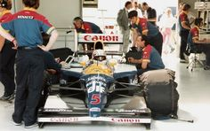 Williams Mansell Photo by ray_luxury_yacht | Photobucket