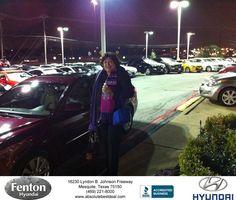 https://flic.kr/p/MmRchY   #HappyBirthday to Yaniree / Ricardo from Brian Holmes at Fenton Hyundai!   deliverymaxx.com/DealerReviews.aspx?DealerCode=H248