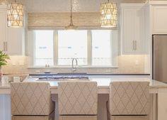 """Kitchen Pendant Lighting Ideas. Kitchen Pendant Lighting is the """"Worlds Away Mariah Pendant"""". #KitchenPendantLighting #KitchenLighting Lucy and Company."""