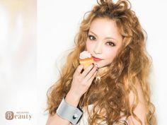 安室奈美恵 髪型 お姫様