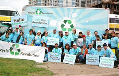 Recycle Revolution, LLC. Join the Revolution. - About Us