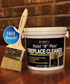 Cleaning a fireplace is a series of dirty jobs, but we have a cleaning product for each dirty job to make cleaning your fireplace that much easier on you! http://northlineexpressblog.com/?p=4109