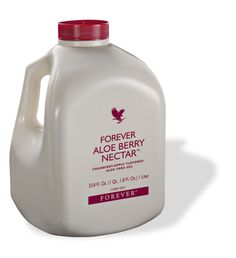 Forever Aloe Berry Nectar™ contains all of the goodness found in our Forever Aloe Vera Gel™, plus the added benefits of cranberry and apple.