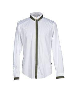 MSGM Shirts. #msgm #cloth #top #pant #coat #jacket #short #beachwear