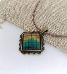 Hey, I found this really awesome Etsy listing at https://www.etsy.com/listing/524820641/necklace-polymer-mass-pendant