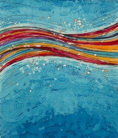 ByGabrielle Modern Batik + Textile Art