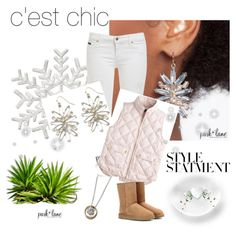 Let It Snow by parklanejewelry