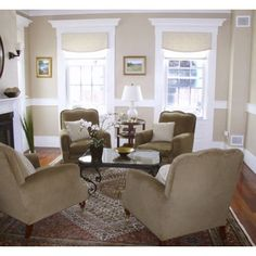 61 best Furniture Arrangement - Four Chairs images on Pinterest ...