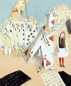 Lisbeth Zwerger Alice in Wonderland