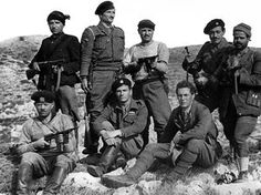 Historical tours in Crete - Discover the real warpaths - The Battle of Crere #tours #crete #heraklion #kreipe #ww2 #fermor #moss #abduction
