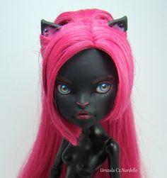 кукла монстер хай кэтти нуар ооак ленте прошлом году