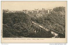 GB COLINTON / Its Bridge And Romantic Valley / - Midlothian/ Edinburgh