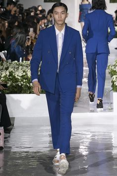 Steve Y & Yoni P Spring Summer 2016 - Primavera Verano . Seoul Fashion Week - #Menswear #Trends #Tendencias #Moda Hombre