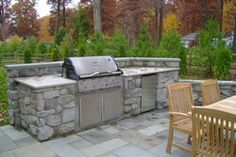 southwest designs for built-in barbeques | cappa barbecue.