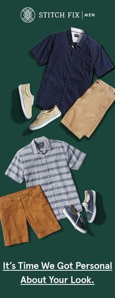 Get great clothes home delivered. You keep the ones you like. Return the ones you don��t. We cover all the shipping costs.It��s buying clothes the way it��s supposed to be, relaxing. Get started at StitchFix.com/men.