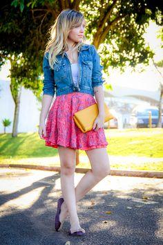 Taciele Alcolea Top Model Fashion, Basic Style, My Style, Estilo Blogger, Modelos Fashion, Fresh Outfits, Casual Looks, Dress Skirt, What To Wear