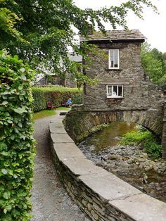 Ambleside, Lake District, England