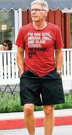 Harrison Ford 2011