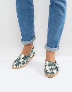 c94102f3f Get this Asos's espadrilles now! Click for more details. Worldwide  shipping. ASOS Canvas