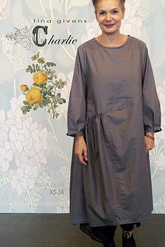 Tina Givens Printed Sewing Pattern collections are released each year. Available for sale on sewtinagivens.com