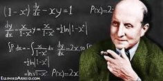 One of the Century's greatest mathematical minds. Kai, Quantum World, Quantum Mechanics, Special People, Athlete, Greece, Science, History, Maths