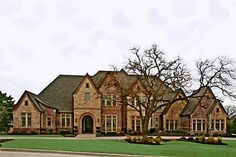 English Country Style home, Southlake (Fort Worth), Texas