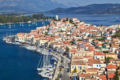 Poros Island Greece , Small & charming!