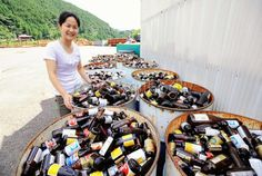 Em Kamikatsu, os resíduos são separados em 34 categorias distintas por todos os cidadãos, que têm o dever de levar o lixo para um centro de recolha da comunidade. Somente os idosos estão isentos dessa obrigação.