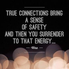 True connections bring a sense of safety, and then you surrender to that energy ❤️❤️❤️ #trueconnecting #safe #myquote #quotes #inspirationalmessage #typography #iphonography #message #webstagram #igdaily #igmasters #dailylove #lovepolicy #igworldclub #insta_international #nothigisordinary #visualoflife #wisdompearl #switzerland #igerzurich #igersuisse