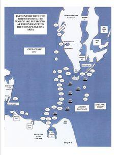 British blockade of Chesapeake Elizabeth City, War Of 1812, Chesapeake Bay, Georgian, Liberty, Virginia, Novels, British, Island
