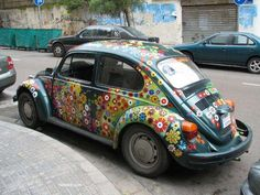 Cars cool Limousine Services and Bus Tours VW Bugs, Busses and – Auto Board Hippie Style, Hippie Car, Hippie Life, Custom Car Paint Jobs, Custom Cars, Volkswagen, Bug Car, Vw Beetles, Beetle Bug