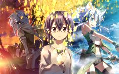 Sword Art Online II - Another Trailer... Can't wait till 5th July, can you? - AnimeMage.com