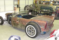 awesome Projects - 57 Belvedere 4 Door Gone Mad | Page 19 | The H.A.M.B....  Odd rods and such