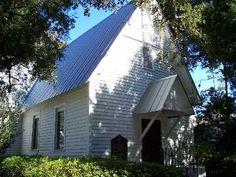 St. Ignatius Chapel - St. Simons Island, GA