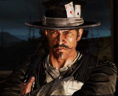 John Wesley Hardin, from Call of Juarez
