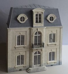 1/12 French House