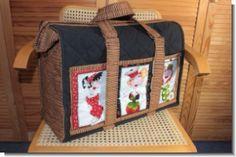 Reisetasche Loralie caramel. Mit den Maßen 48 x 35 x 23 cm (BxHxT