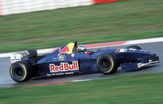 Heinz Harald Frentzen Sauber - Ford 1995