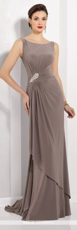 Which Taupe Mother Of The Bride Dresses