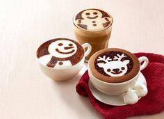 McDonald's Hong Kong's Holiday Drinks Look Better Than Starbucks' | Brand Eating