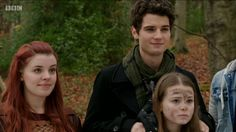 Wolfblood season 4 Jana, Matei and Emilia
